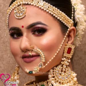 Makeup Artistry By Sonam