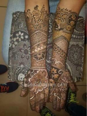 Vinod Mehndi Art