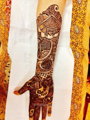 Nirmal Mehandi Arts