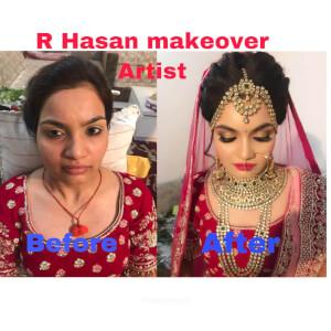 Nawab Makeup Studio & Academy By R.hasan Makeover