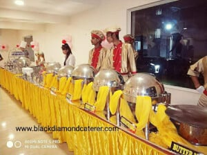 Black Diamond Caterer