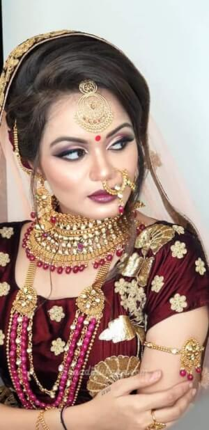 Poonam Panday Makeup Studio.