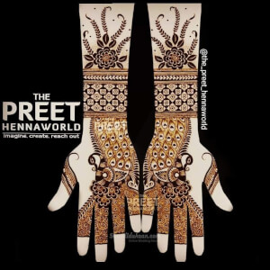The Preet Heenaworld (sona's)