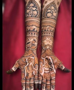 Rohit Mehandi Artist