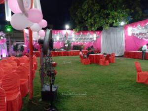 Parvati Lawn