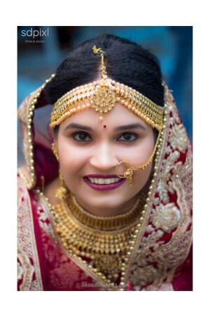 Rukhmini Beauty Salon and Makeup Artist