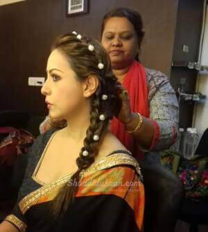 Nafisa's Hair And Make-up Academy