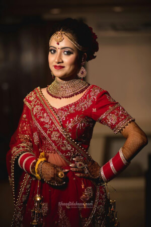 Makeup Artist Tanishka