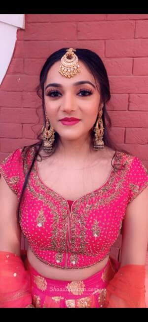 Radhika Sindhwani Makeovers