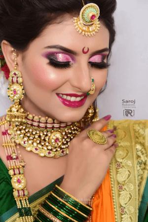 Saroj Bridal Makeup Studio & Academy