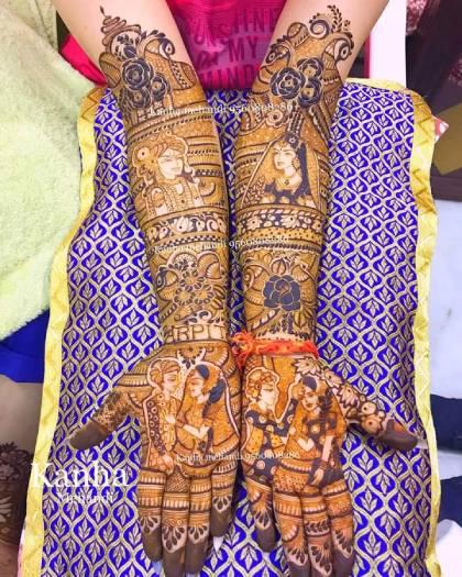 Pankaj Mehndi Artist