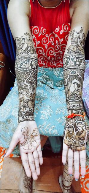 Deepa Mehandi Artist