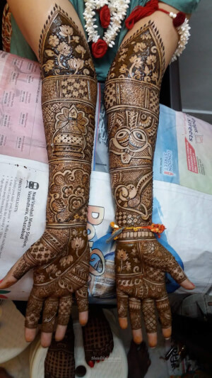 Aarav Mehandi Artist