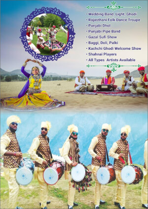 Beats Of Rajasthan Band & Events