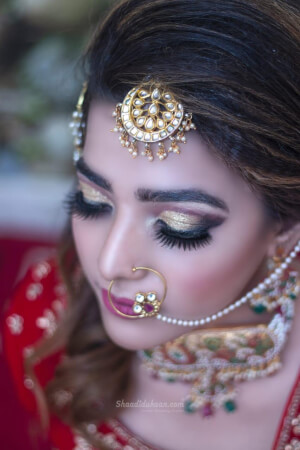 Bride Story By Nisha Malhotra