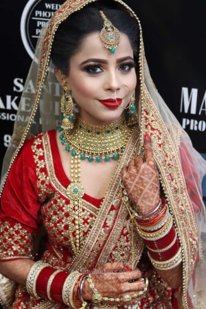 Sandeep Professional Bridal Makeup Artist