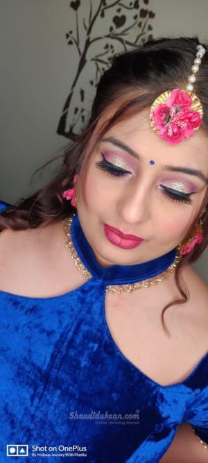 Makeup Journey With Monika Kathuria