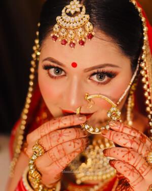 Wedding Stories By Ruchi Makeover