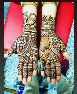 Gulshan Bridal Mehandi Artist