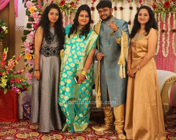 Kanika Weds Deepanjan