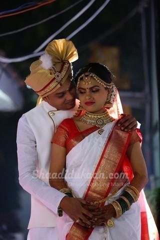 Abhilash weds Krutika