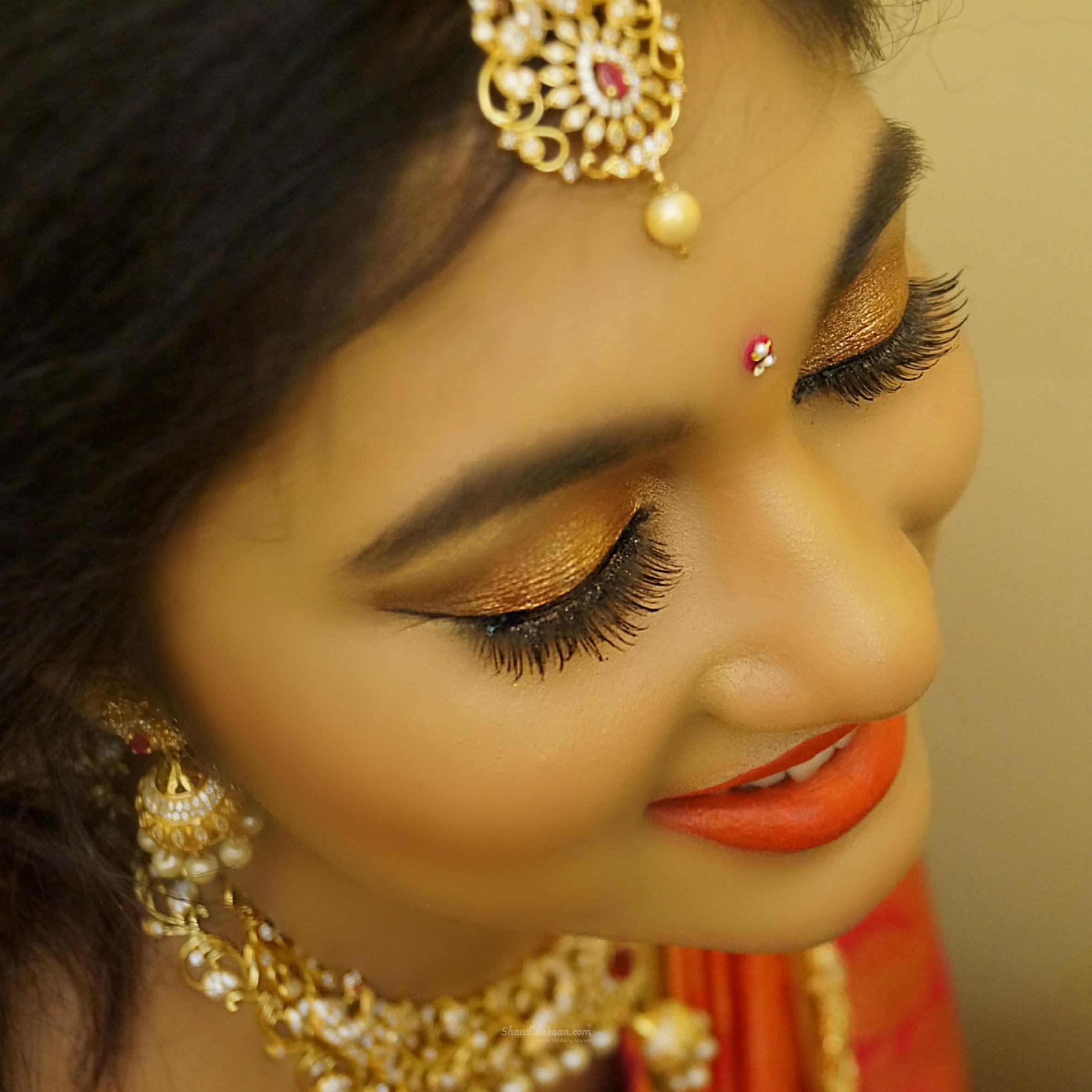 Velvet Mizzle (Makeup By Nandini)