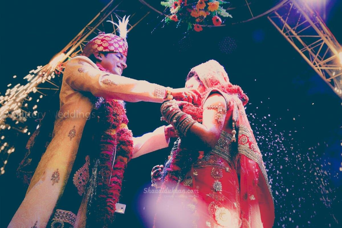 Glittery Weddings