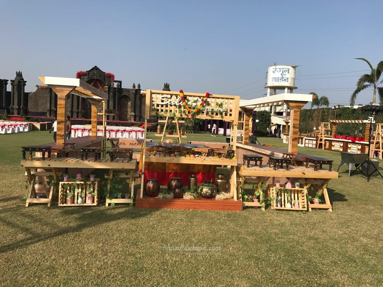 Shradha Tent House