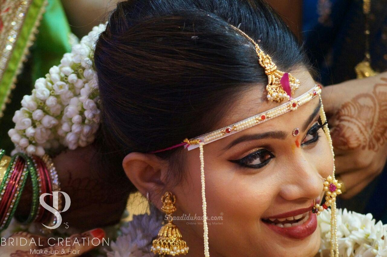 SP's Bridal Creation Makeup & Hair