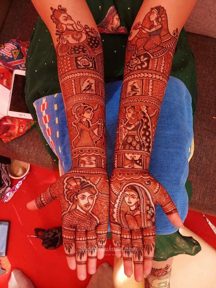 Vinod Mehndi Artist