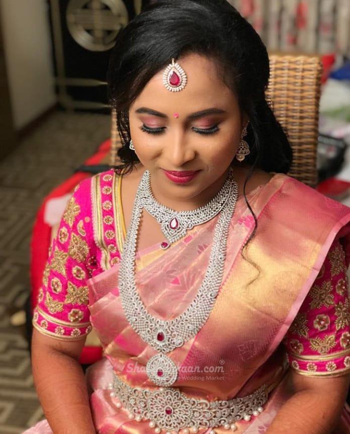 CELEBRITY Makeup Artist Naveen