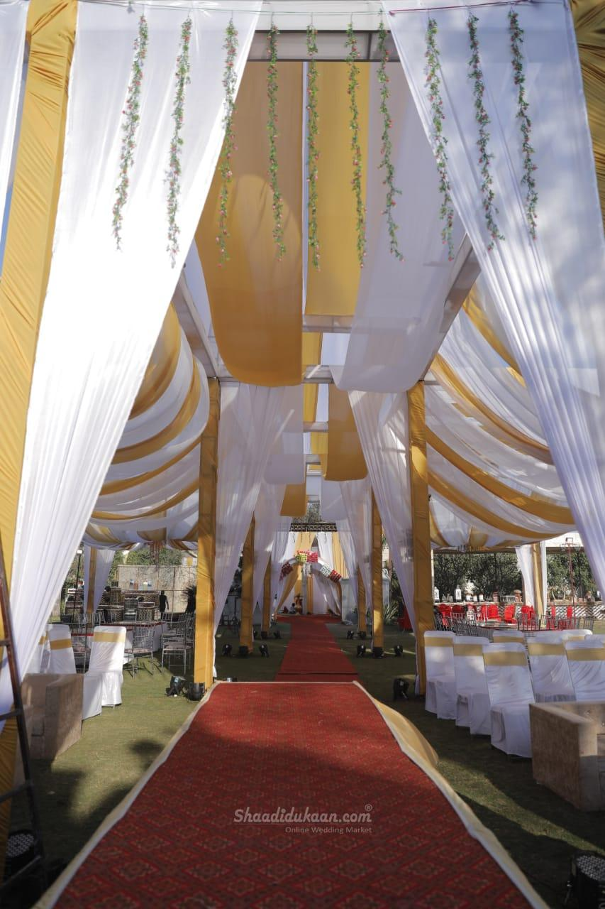 CHAUHAN TENT & EVENTS BY JP GROUP