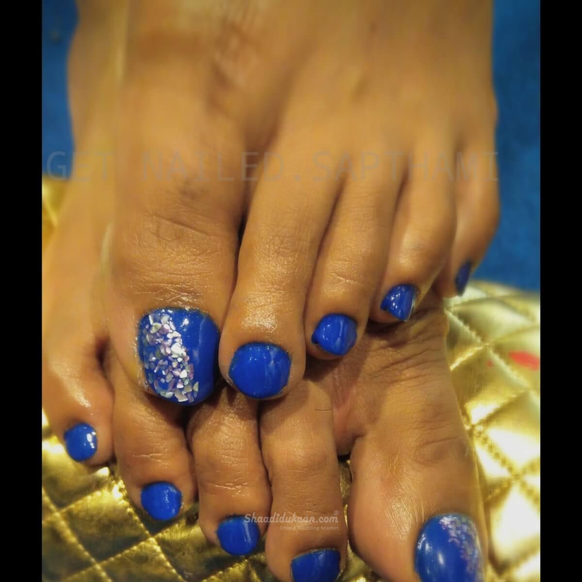 Get Nailed Sapthami Nail Art Technician