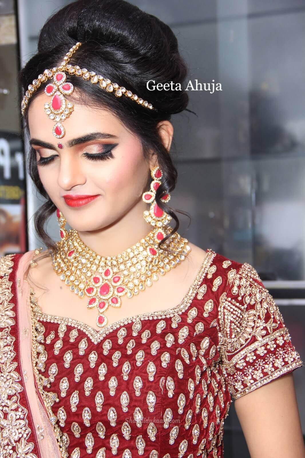 Makeover Plus Bridal Studio by Geeta Ahuja