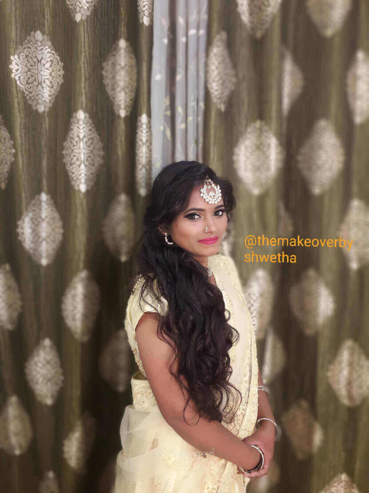 The Makeover By Shwetha