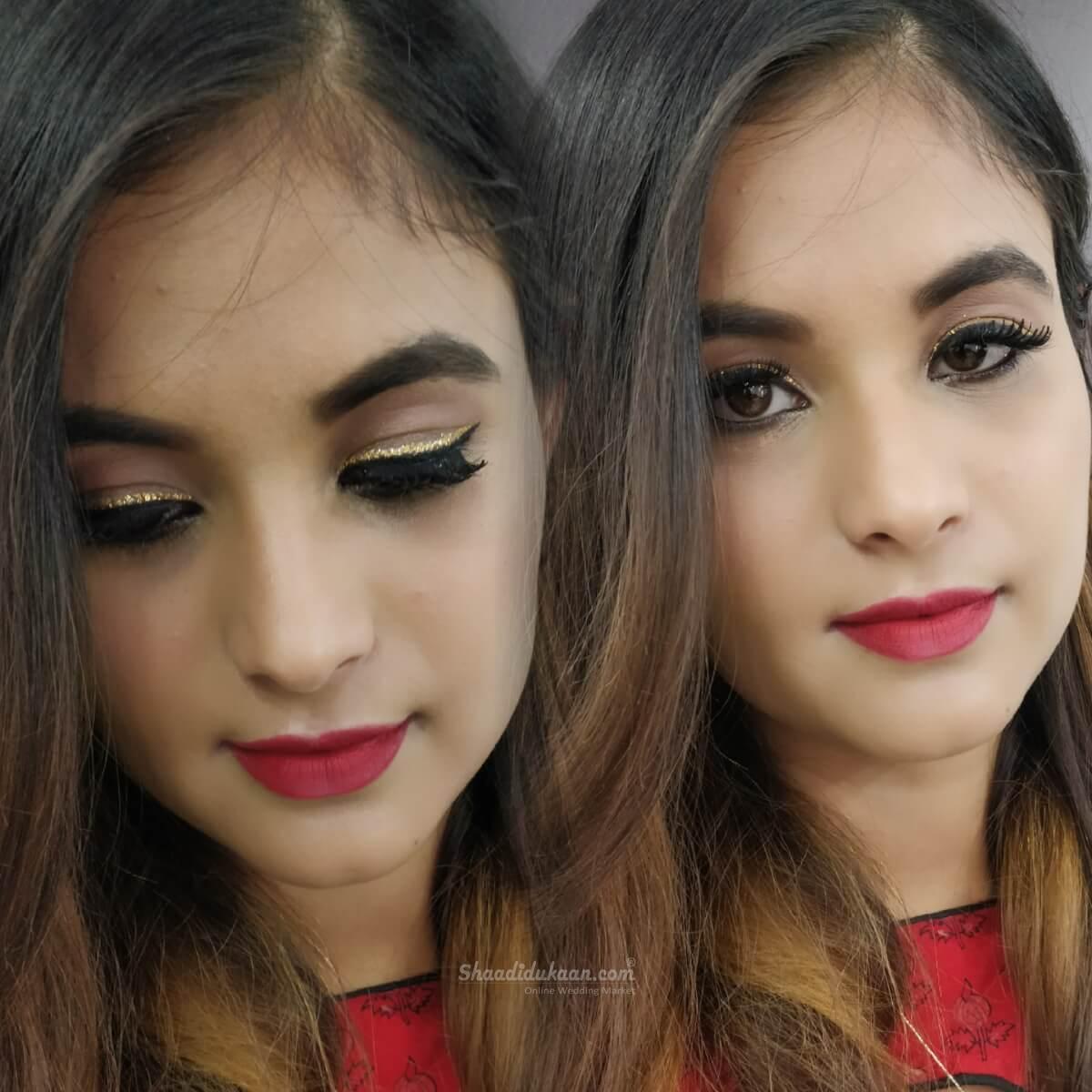 Tejashree Professional Makeup Artist