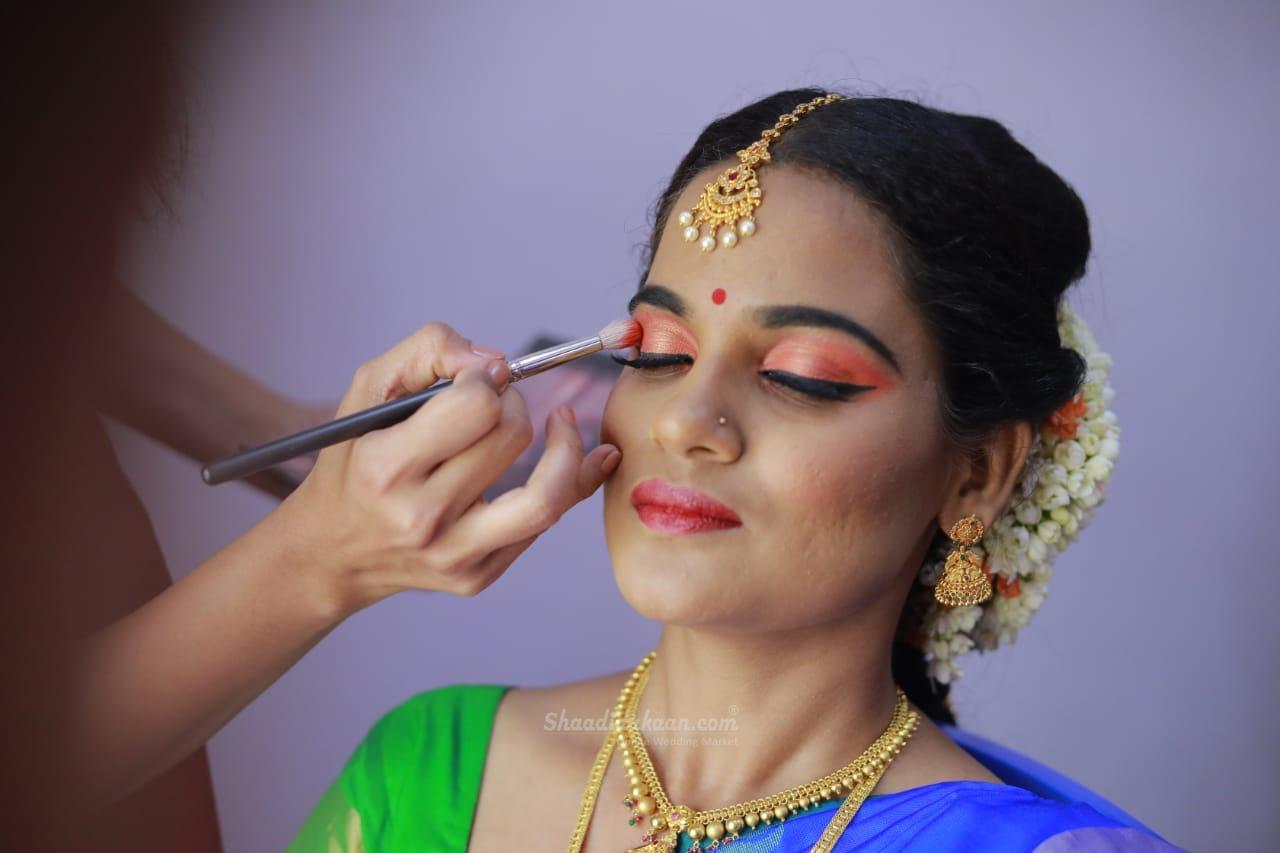 Makeup by Sushma Nanaiah