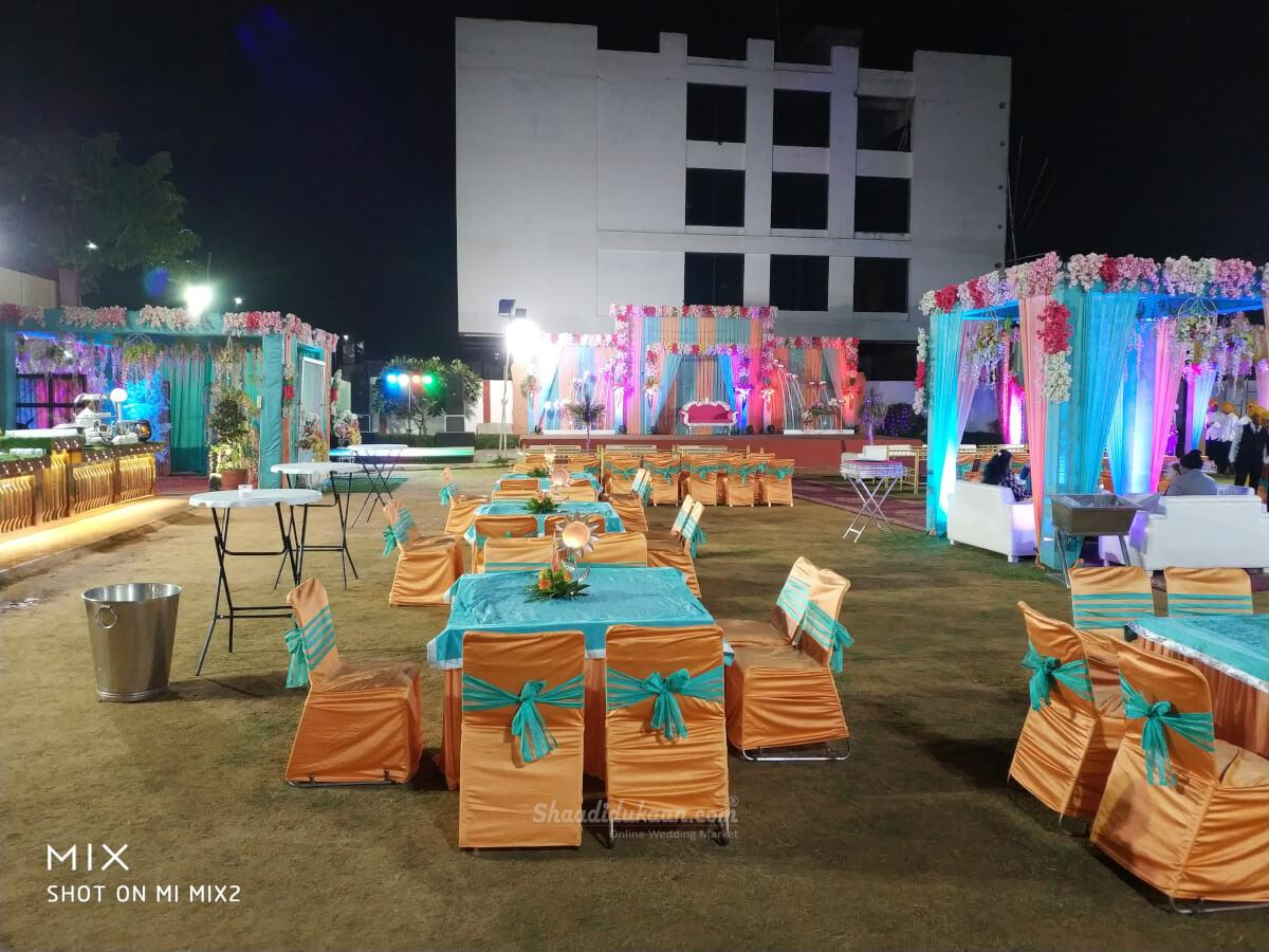 Gaurav Marriage Garden by Gaurav Caterers