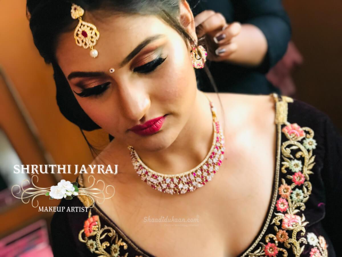 Art Makeup By Shruthi Jayraj