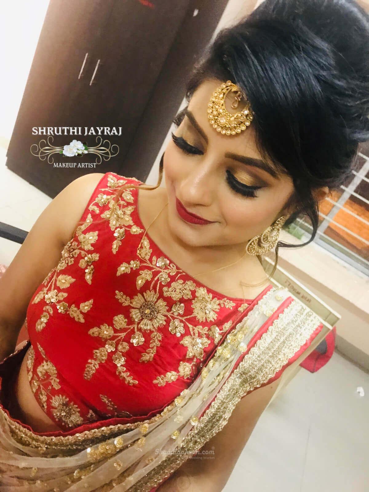 Art Makeup By Shruthi Jayraj