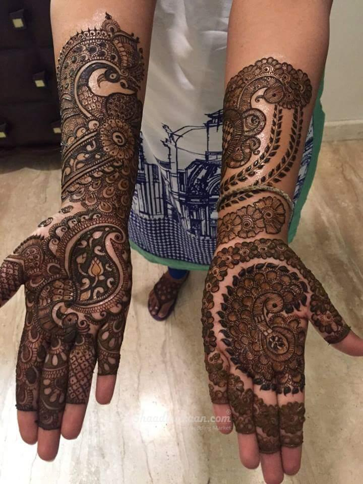 Satish Mehndi Art