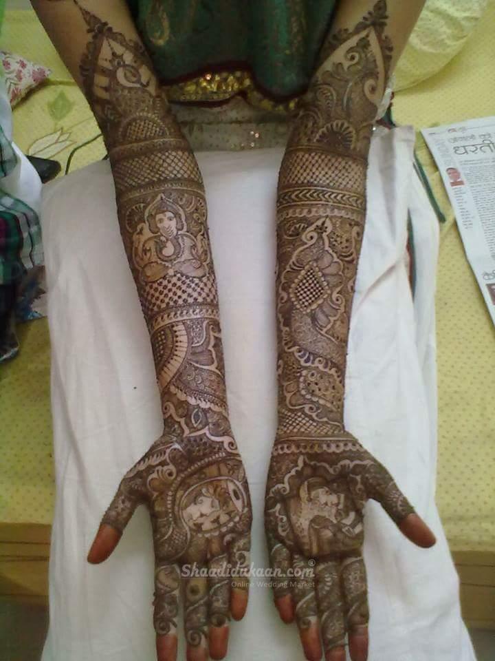 Satish Mehndi Art