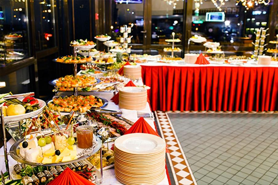 BUDDY'S CATERING
