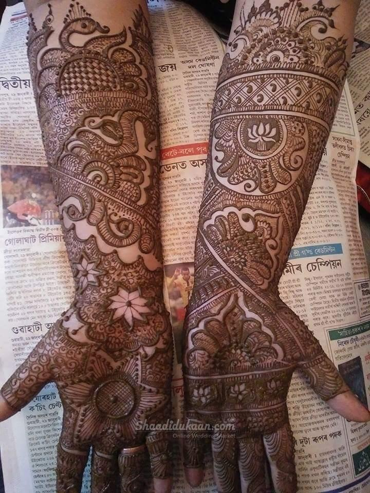 Man Pasand Mehndi Art