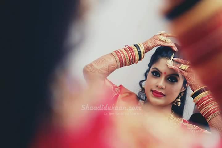VARNAKALA Bridal makeup Artist