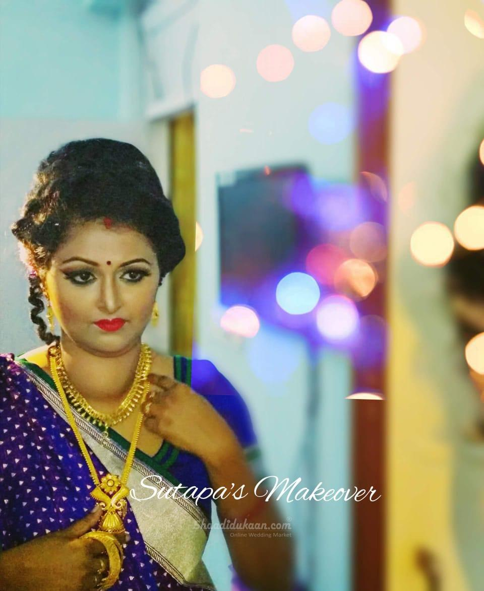 SHOWSTOPPER (SUTAPA'S BRIDAL MAKEOVER)