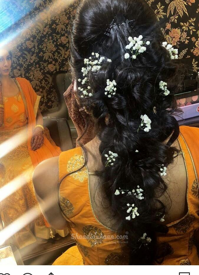 Makeup Artist Manju