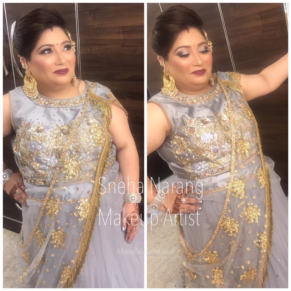 Sneha Narang Makeup Artist
