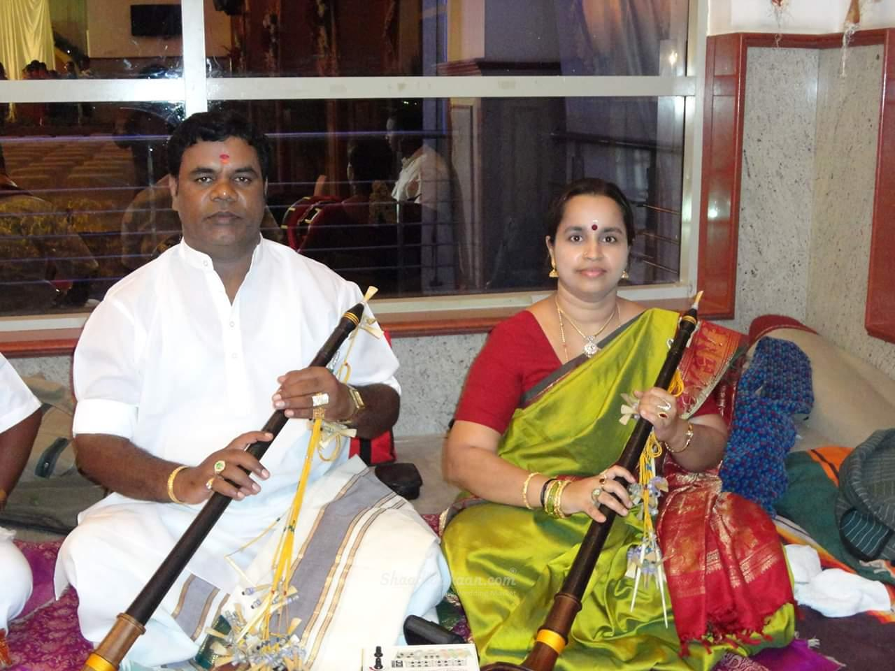 S.P PALANIVEL CARNATIC INSTRUMENTS
