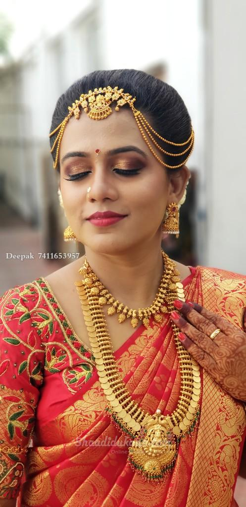 Makeup Artist Deepak